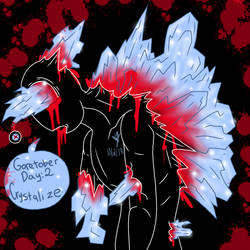 GoreTober Day 2 by YaoiLover113