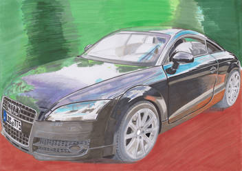 Audi TT by theTobs