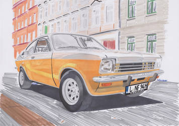 Opel Kadett 1.2 by theTobs