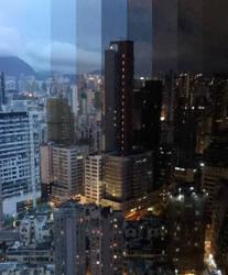 Day and Night of Tai Kok Tsui  by Vatnid