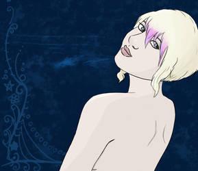 character sketch by ongaku88