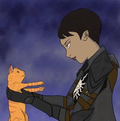 Kitty Interrogation by ongaku88