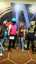 Small Hotline Miami group by mobius2684