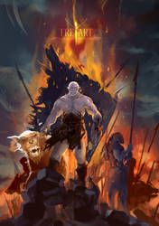 Azog by InSeRt-liFe