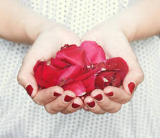 Love In My Hands by Evey90
