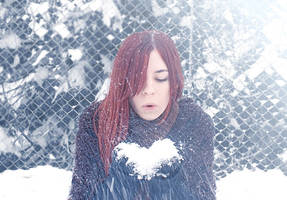 Heart Of Snow by Evey90