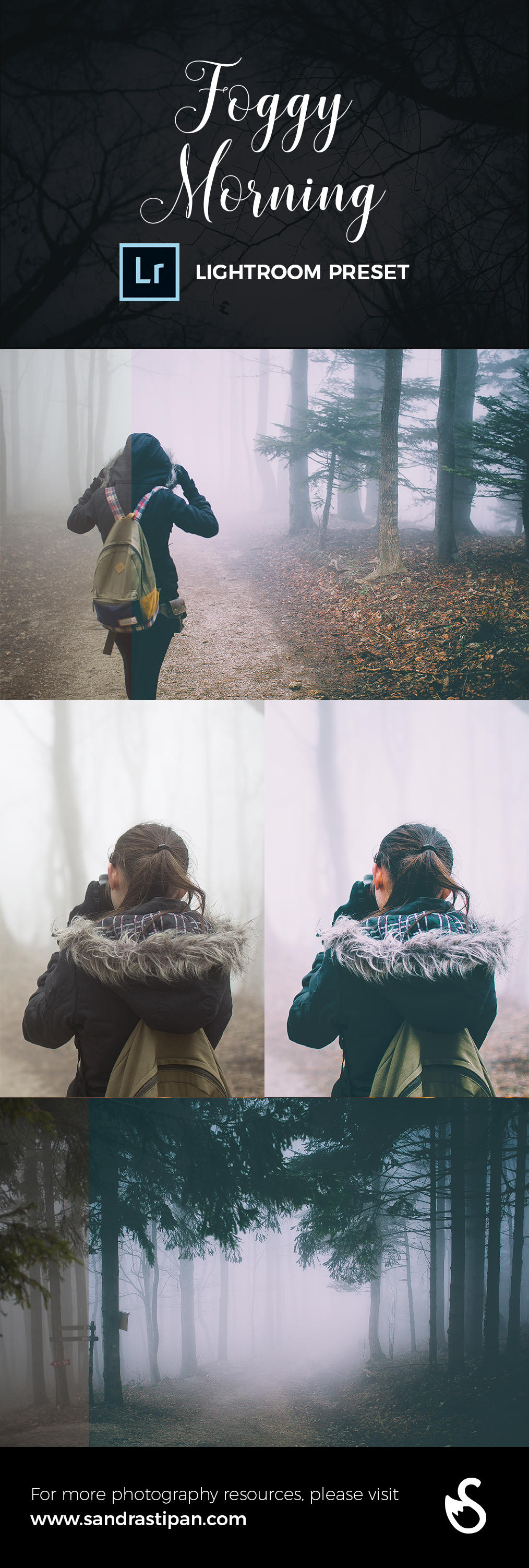 Foggy Morning Lightroom Preset by Evey90