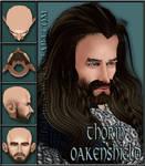 Digital Sculpting Thorin Oakenshield by Faerietopia
