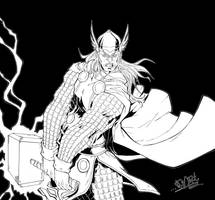 thor by salo-art