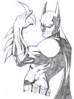 sckech Batman by salo-art