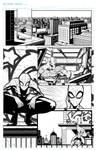 spiderman test by salo-art