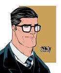 Clark Kent by salo-art