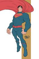 superman by salo-art