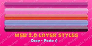 Web2.0 Style by ByiLa
