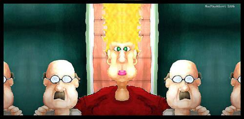 Gertrude Clones Harold by NooYawkGurrl