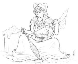 Ardath by CaelaSephyra