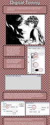 Comic screentoning tutorial by Cetriya