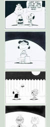Charlie Brown Halloween by Cyberpumpkin