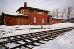 Railway station by tilk-the-cyborg
