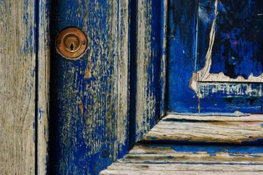 Old door by tilk-the-cyborg