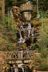 Waterfall by tilk-the-cyborg