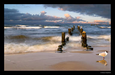 Stormy Afternoon by Haufschild