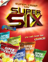 Super Crisp Poster 2 by Naasim