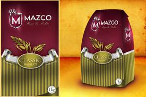 Mazco Classic Basmati by Naasim