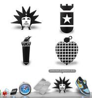 Freebie Icon Set by 5MILLI