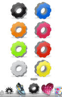 Gears by 5MILLI