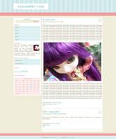 Wordpress Theme 003 by kaitou-arashi