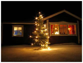Christmas by Shakawkaw