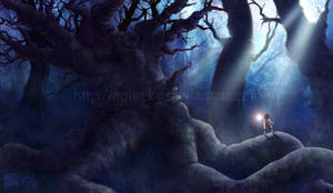 Midnight Eve by aoineko