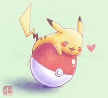 Pokemon: Squee! by aoineko