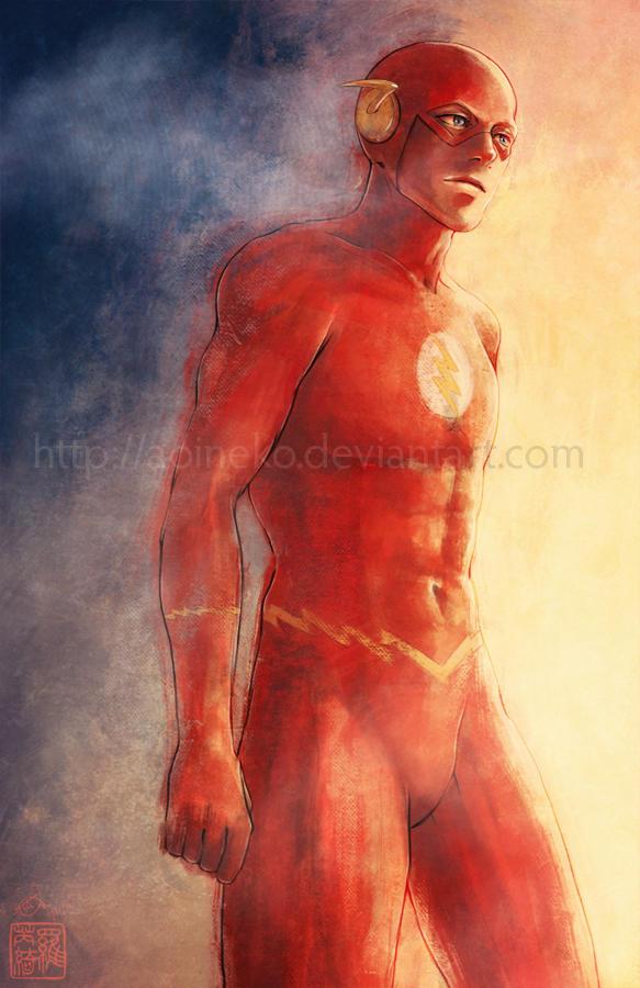 Flash: Commission by aoineko
