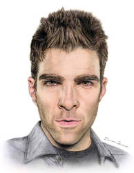 SYLAR -colored version- by Algorithmic