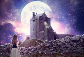 Waking Dream by cosmicdean