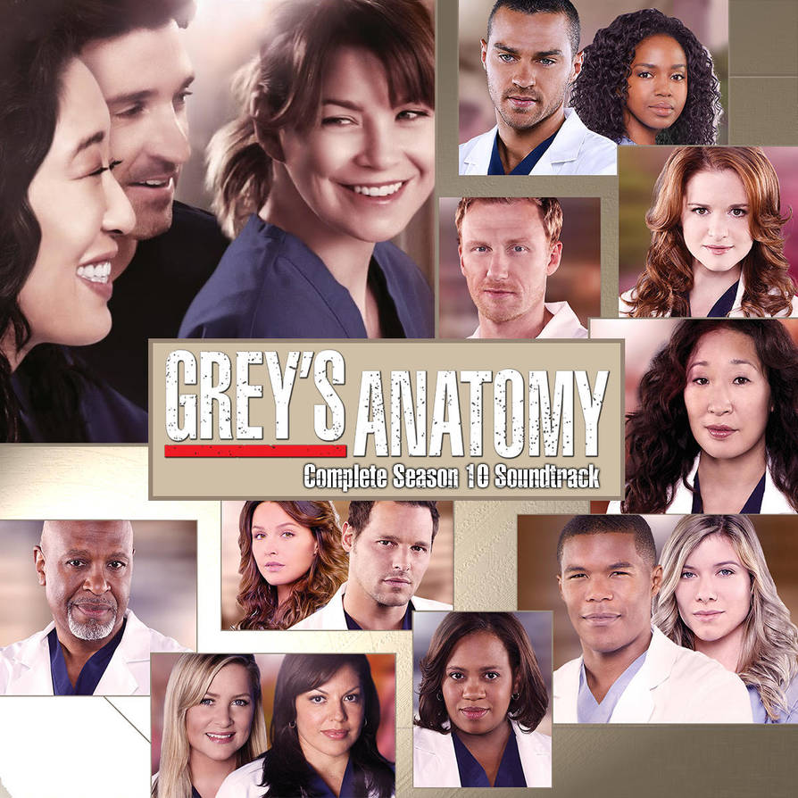 Greys Anatomy Season 10 Soundtrack By Mrushing02 On Deviantart