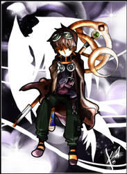 Archeologist of Clow by kuri