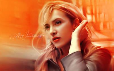 Kate Winslet 2 by artistamroashry