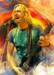 Live the music - Nickelback 1 by artistamroashry