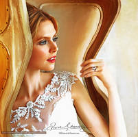 Beautiful In White 20 by artistamroashry