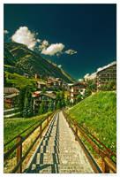 Road To Zermatt by miki3d