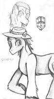 Pony me by Fragraham