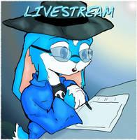 Livestream Logo by Fragraham