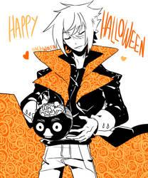 Happy Halloween '18 by Hackwolfin