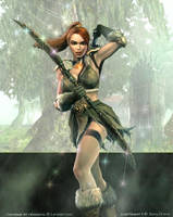 [Laraider] Montage Lara Croft 08 by laraider-com