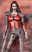 [Laraider] Montage Lara Croft 13 by laraider-com