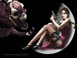 [Laraider] Montage Lara Croft 25 by laraider-com