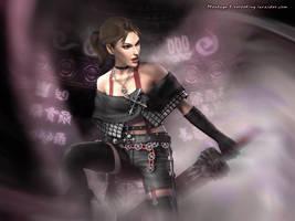 [Laraider] Montage Lara Croft 30 by laraider-com